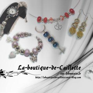 La boutique de Caillotte