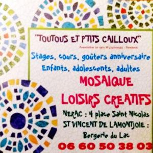 Toutous et P'tits Cailloux